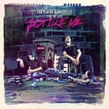 Tha Playah and Angerfist feat. MC Jeff - Just Like Me (2013)