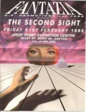 VA - Fantazia - Second Sight Uncut VHS (1992)
