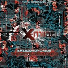 X-Mind - A Vison Of Chaos (The Easy Rule Of Kaos / The Eye Remix)