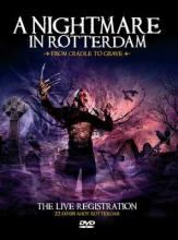VA - A Nightmare In Rotterdam - From Cradle To Grave DVD (2008)