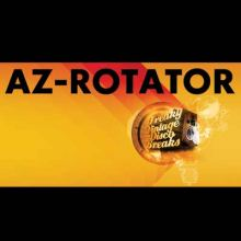 AZ-Rotator - Freaky Vintage Disco Breaks (2007)