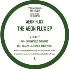 Aeon Flux - The Aeon Flux EP (2011)