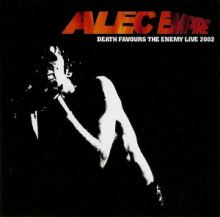 Alec Empire - Death Favours The Enemy Live 2002 DVD