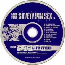 Alec Empire - No Savety Pin Sex E.P. (1997)
