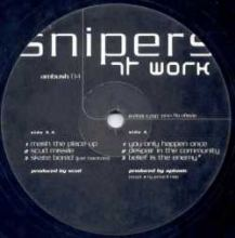 Scud and Aphasic feat Jackal & Hide - Snipers At Work (1998)