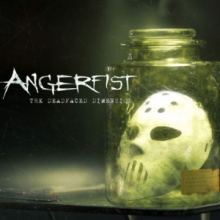 Angerfist - The Deadfaced Dimension (2014)