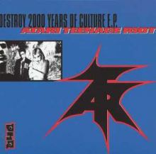 Atari Teenage Riot - Destroy 2000 Years Of Culture (1997)