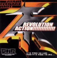 Atari Teenage Riot - Revolution Action E.P. (1999)