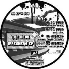 Autopsy & DJ Tugie - The Deck Wreckers EP (2009)