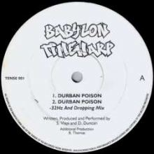 Babylon Timewarp - Durban Poison (2008 Repress) (1993)