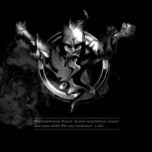 Unexist and Obsession, Chrono and The Demon Dwarf, Addict @ Thunderdome Radio (2011)