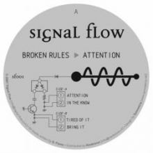 Broken Rules - Attention (2007)