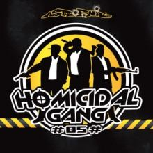Adrenokrome & The Braindrillerz - Homicidal Gang 05