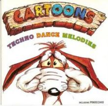 VA - Cartoons: Techno Dance Melodies (1993)