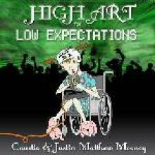 Caustic / Justin Matthew Mooney - High Art For Low Expectations (2007)