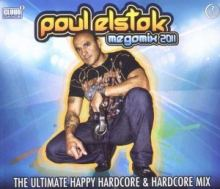 Paul Elstak - Megamix 2011 The Ultimate Happy Hardcore Mix (2011)