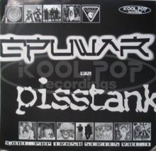 CPUWAR vs. Pisstank - Kool Pop Trash Series Vol. 1 (1999)