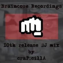 craP_cillA - 10th Release Label Mix (2010)