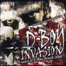 VA - D-Boy Invasion - 10 Years Of D-Boy Black Label (2005)