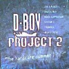 VA - D-Boy Project 2 - The Hardcore Summer 1999