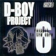 VA - D-Boy Project 6 - Respect To The Core (2002)
