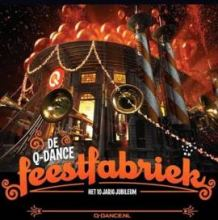 VA - De Q-Dance Feestfabriek - 10 Years Of Q-Dance Blu-ray (2010)