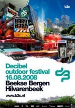 VA - Decibel Outdoor 2008 The Live Registration DVD (2008)