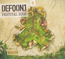 VA - Defqon.1 Festival 2008 mixed by Luna vs Deepack (2008)