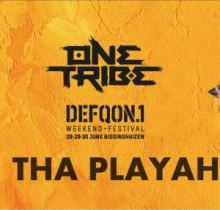 Tha Playah @ Defqon 1 2019 Black Stage 1080p