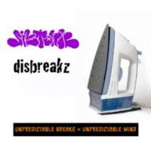 Distonn Disbreakz - Unpredictable Breaks = Unpredictable Mind (2009)