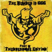 Dj Djero - The Number is 666 Part III - Thunderdome Edition Gold (2011)
