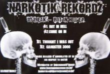DJ Freak - Rot In Hell E.P. (2009)
