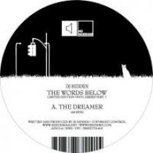 DJ Hidden - The Words Below Limited Vinyl Series Part 1 (2009)