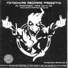 DJ Totschlager - From 425 Til 435 - How Fucking Primitive Can We Be (2005)