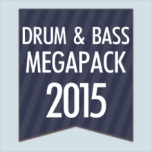 Drum & Bass 2015 Megapack