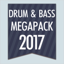 Drum & Bass 2017 February Megapack