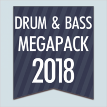 Drum & Bass 2018 Year Megapack