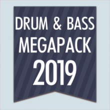 Drum & Bass 2019 March Megapack