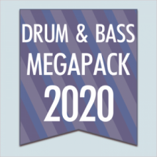 Drum & Bass 2020 AUGUST Megapack
