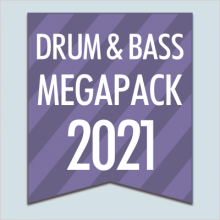 Drum & Bass 2021 FEBRUARY Megapack