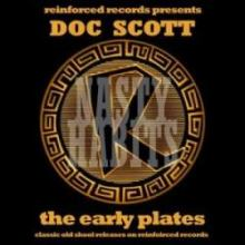Doc Scott - The Early Plates (2010)