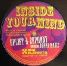 Uplift & Euphony - Inside Your Mind / We Want Your Soul (2007)