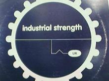 English Muffin / Glitch / Disintegrator - The Industrial Strength U.K. Sampler (1994)