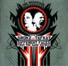 VA - Epileptik Mix 22 - Drokz Vs Tafkat - Different Faces From The Same Source (2007)