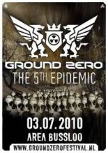 VA - Ground Zero 2010 (Live in Bussloo) DVD