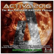 VA - Activa 2016 (The Best Christmas Hardstyle Package)