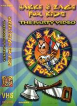 Hakke & Zage For Kids - The Party Video VHS (1997)