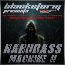 VA - HardBass Machine Vol. 11 Mixed By BlackStorm (2016)