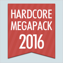 Hardcore 2016 November Megapack