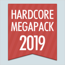 Hardcore 2019 July Megapack